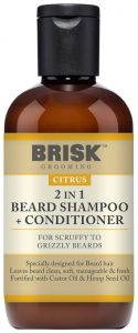 2IN1 Beard Shampoo + Conditioner – Citrus